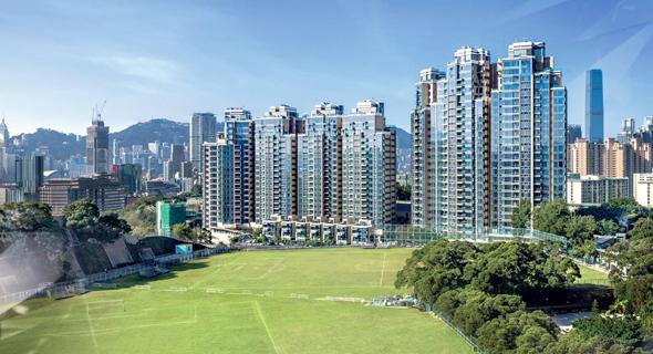 פרויקט המגורים היוקרתי אולטימה בהונג קונג
