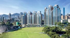 פרויקט מגורים יוקרתי אולטימה הונג קונג חנייה , צילום: gohome