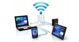 WIFI חיבור אלחוטי אינטרנט גלישה, צילום:  xahoithongtin