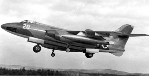 מטוס ווטור של חיל האוויר הישראלי