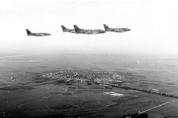 מבנה מטוסי ווטור