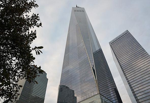 בניין 3, במרכז הסחר העולמי בניו יורק סיטי