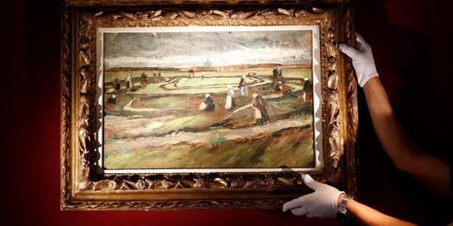 ציור של ואן גוך נמכר בצרפת ב-7 מיליון יורו