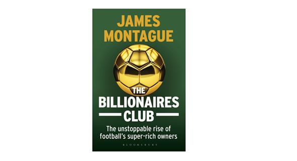 עטיפת The Billionaire's Club
