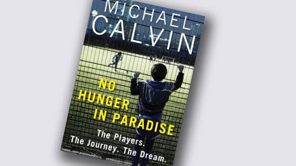 עטיפת הספר No Hunger in Paradise