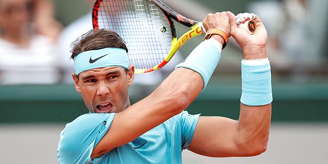 בפעם ה-11: הטניסאי רפאל נדאל זכה בטורניר הרולאן גארוס