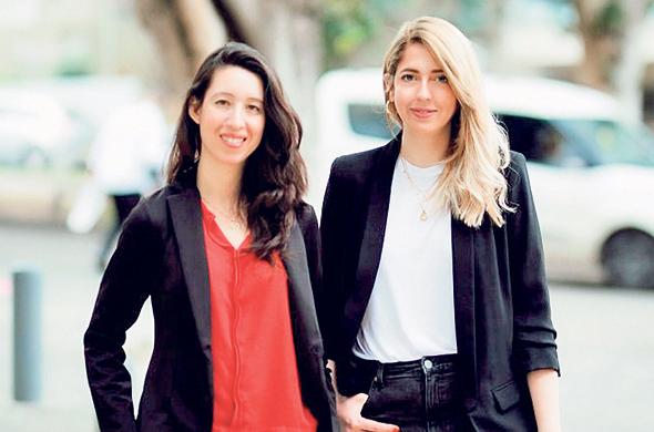 Re:Tech's co-founders Yael Kochman (left) and Alla Foht. Photo: PR
