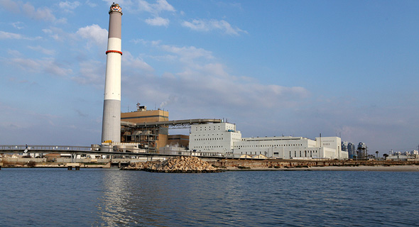 Tel Aviv's Reading Power Station. Photo: Amit Sha'al