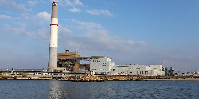 תחנת הכוח רדינג, צילום: עמית שעל