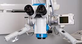 מצלמה לטיפול שורש רופא שיניים זירת הבריאות, צילום/Dreamstime.com : Zina Seletskaya