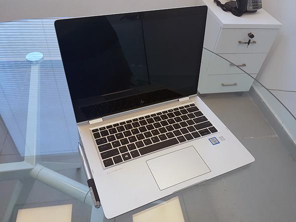 נעים להכיר: EliteBook x360 1030 G2, צילום: יואב סטולר