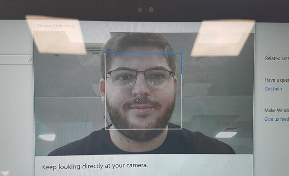 המצלמות פועלות, אך מערכת זיהוי הפנים בעייתית, צילום: יואב סטולר