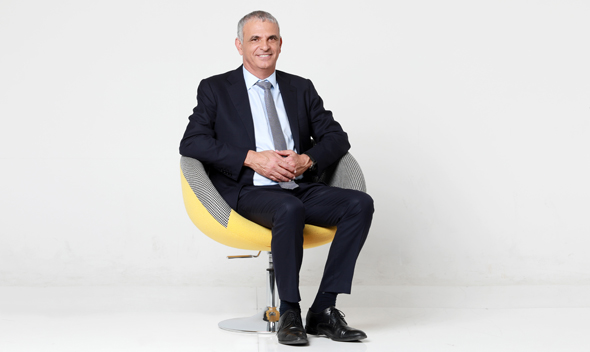 Israeli Minister of Finance Moshe Kahlon. Photo: Dana Copell