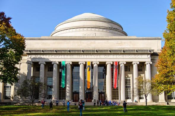 אוניברסיטת MIT, צילום: Boston.com