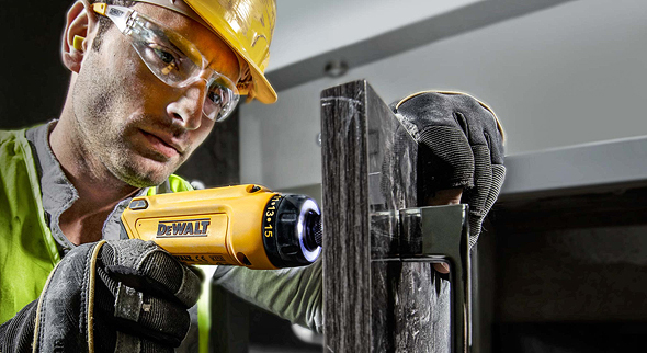 Drill. Photo: Stanley Black & Decker