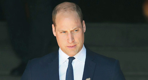 Prince William. Photo: AP