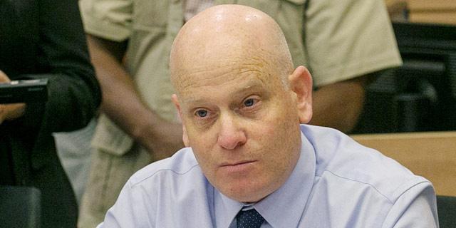 היועץ המשפטי של הכנסת איל ינון, צילום: אוהד צויגנברג