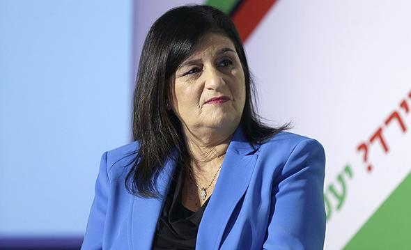 """מנכ""""לית הבינלאומי סמדר ברבר-צדיק"""