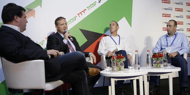 """מימין: ליאור הנדלסמן סמנכ""""ל הפיתוח סולארדג"""