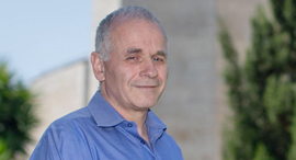 פרופ' אשר כהן, נשיא האוניברסיטה העברית, צילום: אוהד צויגנברג