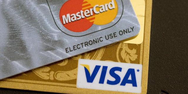"""הסדר ענק בארה""""ב: ויזה ומאסטרקארד ישלמו 7.2 מיליארד דולר לקמעונאים"""