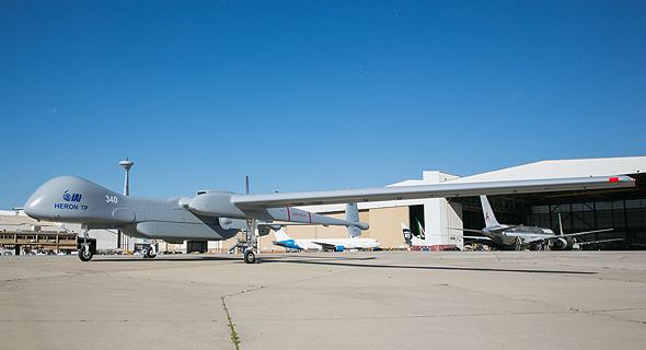 "Heron TP - מערכות כלי טיס מאוישים מרחוק של תע""א"