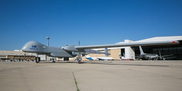 """תע""""א תחכיר לגרמניה מערכות כלי טיס מאוישים מרחוק ב-600 מיליון דולר"""