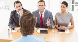 ראיון עבודה תפקיד מנהלים מועמד , צילום: שאטרסטוק