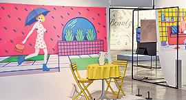 פנאי מתוך תערוכה זגמייסטר & וולש רטרוספקטיבה, צילום: שי בן אפרים