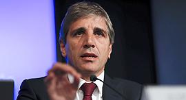 לואיס קפוטו, הנגיד שהתפטר, צילום: אי פי איי