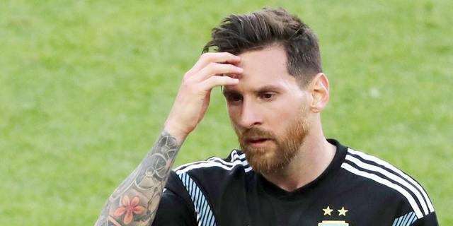 הילד בן 31. יש לו חום גבוה: האם מסי יושיע את ארגנטינה?