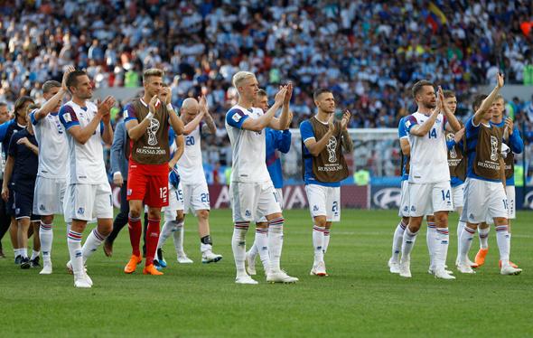 ארגנטינה נגד איסלנד. ארגנטינה תלויה במסי יותר מאי פעם