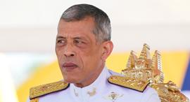 מלך תאילנד ראמה העשירי Maha Vajiralongkorn , צילום: רויטרס