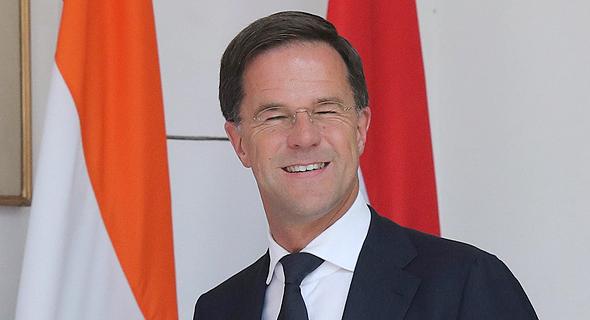 מארק רוטה ראש ממשלת הולנד