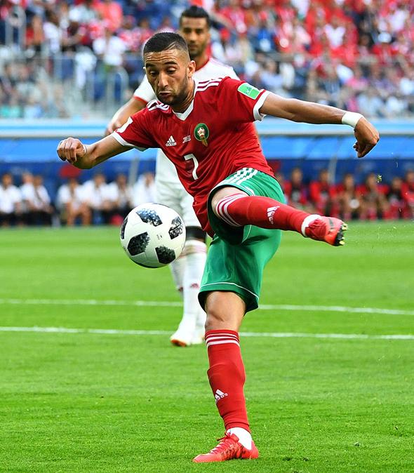 חאקים זייך ממרוקו. ואן בסטן קרא לו מטומטם על שוויתר על נבחרת הולנד