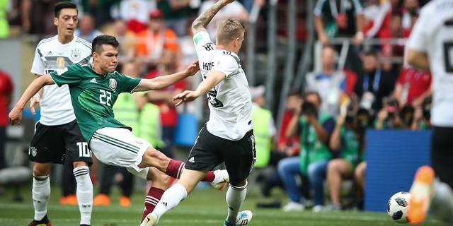מקסיקו נגד גרמניה, צלם : עוז מועלם