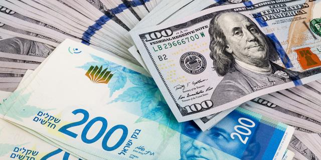 השקל נחלש אחרי החלטת הריבית; הדולר נסחר ב-3.63 שקלים