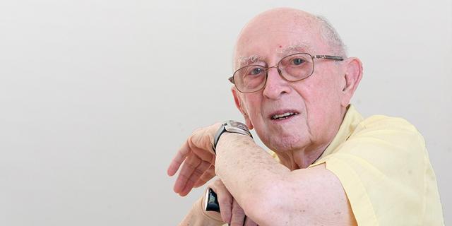 הסופר והמחזאי נתן שחם הלך לעולמו בגיל 93