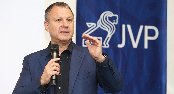 JVP chairman and founder Erel Margalit. Photo: Orel Cohen