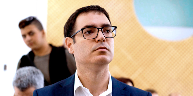 """מנכ""""ל משרד הבריאות, משה בר סימן טוב, צילום: יואב דודקביץ"""