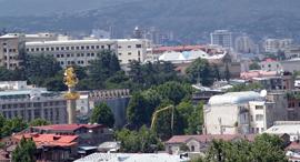 העיר טביליסי גיאורגיה (לשעבר גרוזיה), צילום: shuterstock