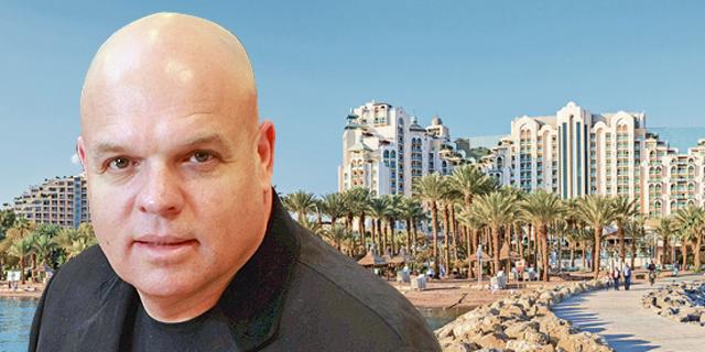 איש העסקים עופר גלזר קו המלונות של אילת, צילום: צביקה טישלר, שאטרסטוק