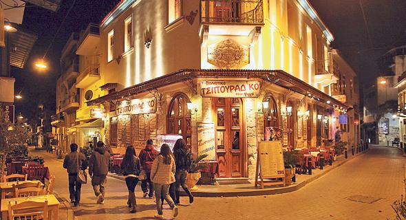 """שכונת פסירי באתונה. """"זו השכונה החמה הבאה"""", טוען היזם חיימוביץ', """"מרכז לתעשיית העורות שנהפך לתיירותי בטירוף"""""""