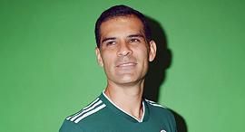 רפא מארקס שחקן נבחרת מקסיקו מונדיאל 2018, צילום: גטי אימג'ס