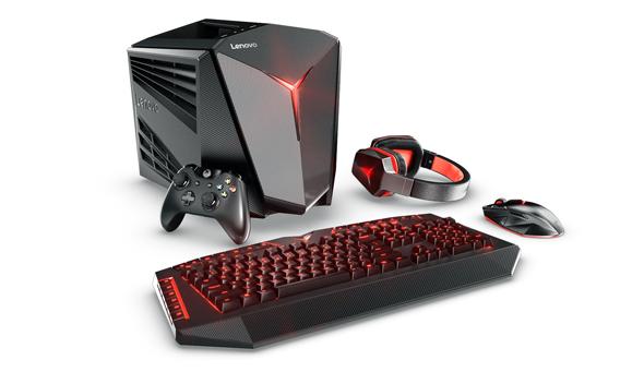 מחשב Cube של לנובו, צילום: VRplay