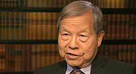 יוקון חואנג Yukon Huang כלכלן, צילום: youtube