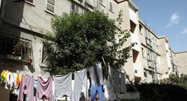 דיור ציבורי, צילום: עמית שעל