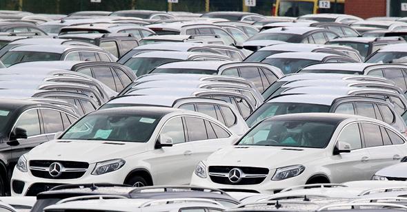 רכבי מרצדס. ריקול של 774 אלף מכוניות