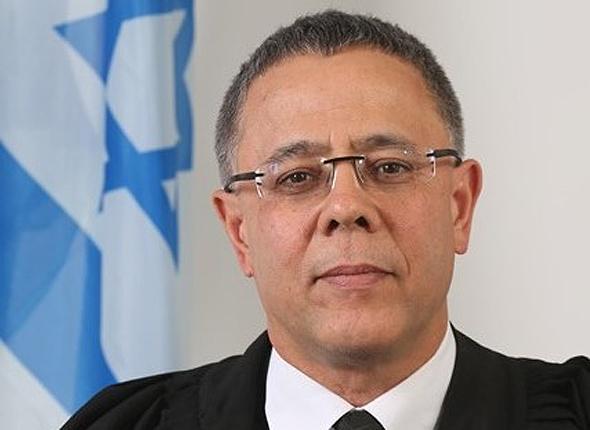 Tel Aviv District Court Judge Rachamim Cohen. Photo: Courts administration