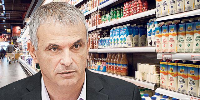 """תנובה עתרה לבג""""ץ: חייבו את כחלון לייקר את מוצרי החלב שבפיקוח ב-3.4%"""